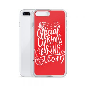 mockup 46241e34 300x300 - The Official Christmas Baking Team iPhone Case