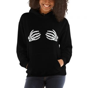 mockup 47e6394f 300x300 - Boob Skeleton Hooded Sweatshirt