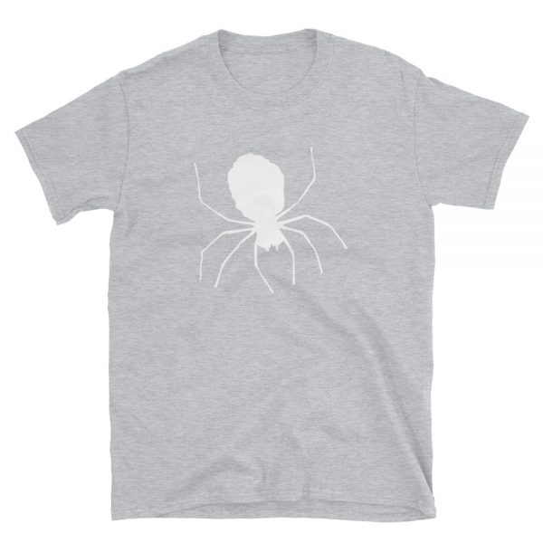 Scary Spider Halloween Unisex T Shirt
