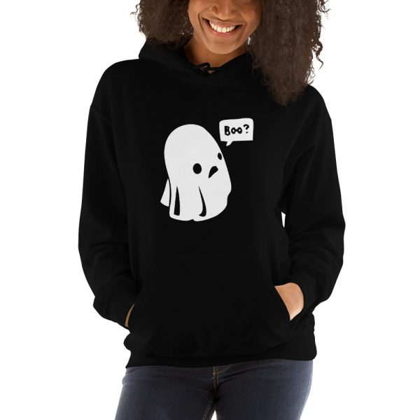 Cute boo Halloween Hooded Sweatshirt