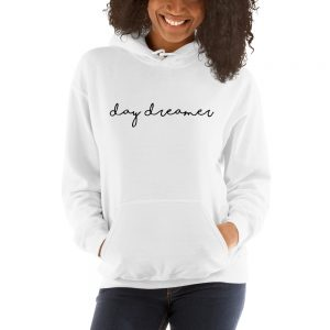 Day Dreamer Hooded Sweatshirt