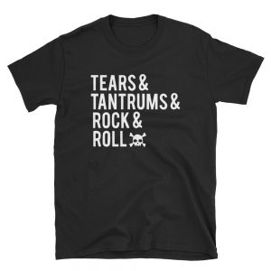 mockup 6f21d78d 300x300 - Tear Tantrum Rock & Roll Unisex T-Shirt