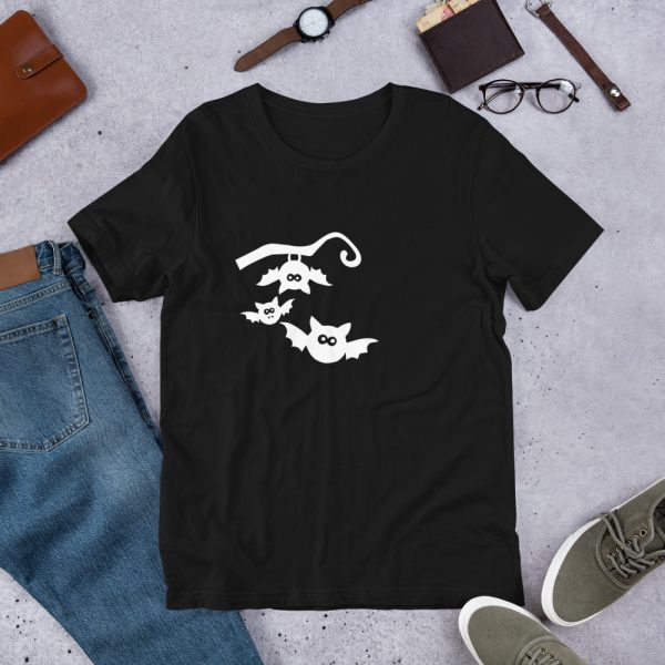 Bats Halloween Costume T Shirt