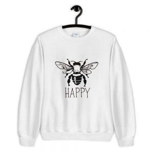 mockup 734be132 300x300 - Bee happy Sweatshirt