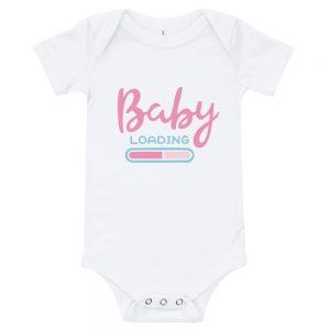 mockup 76148092 300x300 - Baby Loading T Shirt