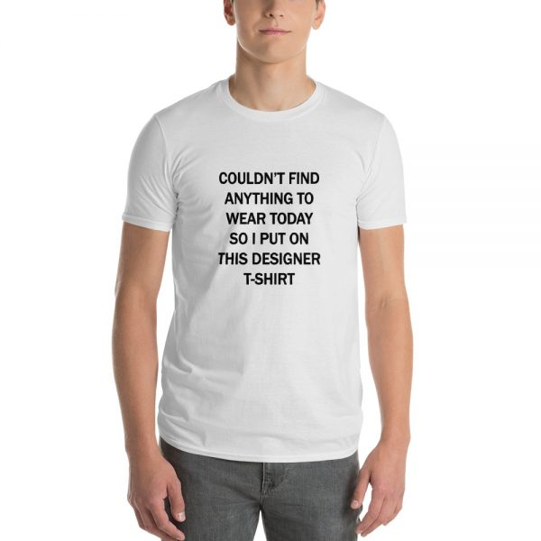 Couldn't Find Anything To Wear T shirt T Shirt
