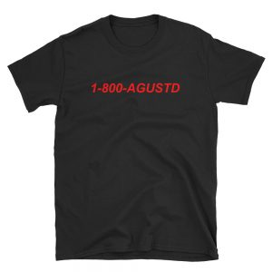 mockup 7d4b16e8 300x300 - 1-800-Agustd T Shirt