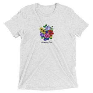 mockup 8642af85 300x300 - EVERYTHING DIES Flowers t shirt