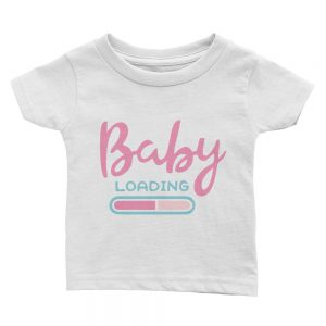 mockup 8689a72c 300x300 - Baby loading Infant Tee