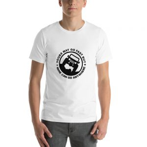 Yours may go fast Unisex T Shirt