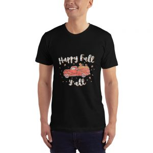 Happy fall yall pumpkin T Shirt