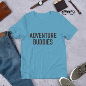 mockup bb3f84c3 300x300 - Adventure buddies T Shirt