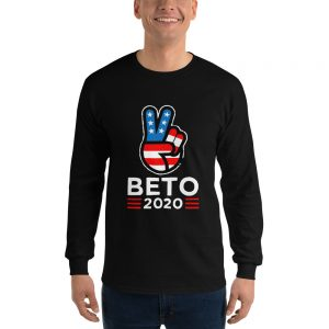 Beto For President Long Sleeve T Shirt