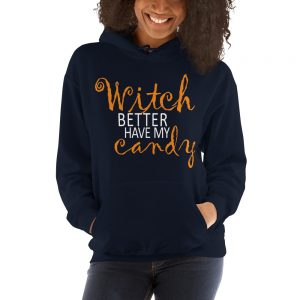 mockup cf37829d 300x300 - Witch Better have may Candy Hooded Sweatshirt