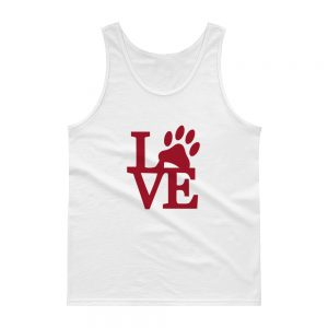 Love pet Tank top
