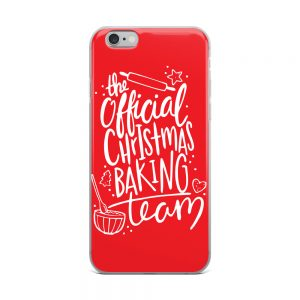 mockup e145f9e2 300x300 - The Official Christmas Baking Team iPhone Case