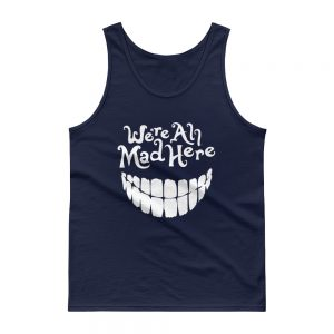 mockup e2163285 300x300 - we are all mad here Tank top