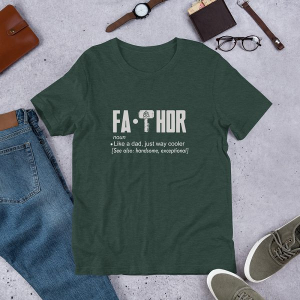 Fa Thor Father Day T shirt