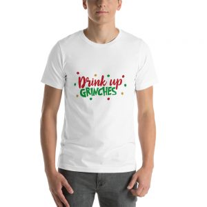 mockup fa942a18 300x300 - Drink up grinches T Shirt