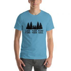 mockup 1a729d55 300x300 - Lose your mind Find your Soul Short-Sleeve Unisex T-Shirt
