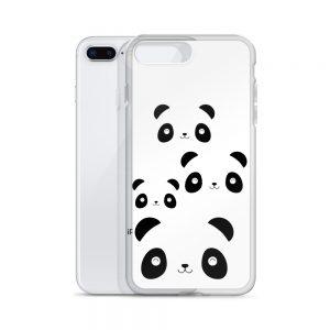 mockup 5da59535 300x300 - Cute Panda iPhone Case