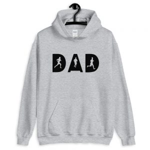 Dad Runner Hooded Sweatshirt