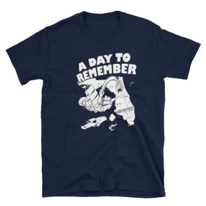 A Day To Remember Fuck You From Florida Short-Sleeve Unisex T-Shirt