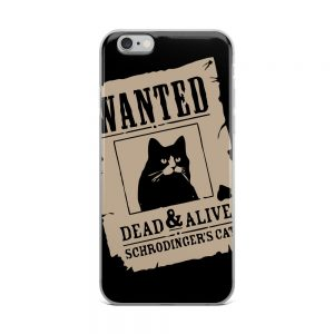 mockup bdb78173 300x300 - Dead and Alive Schrodingers Cat iPhone Case