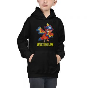 mockup ce6dca69 300x300 - Walk the plank Kids Hoodie