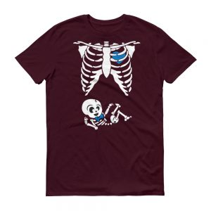 mockup d824625a 300x300 - Maternity for halloween T Shirt