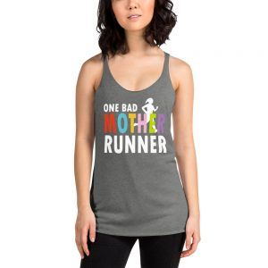 Mother Runner Racerback Tank