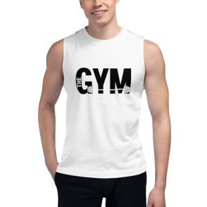 The Gym Muscle Shirt