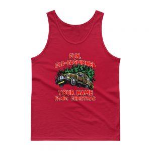 Family christmas Tank top