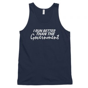 mockup ff798c23 300x300 - I Run Better Than The Government Classic tank top (unisex)