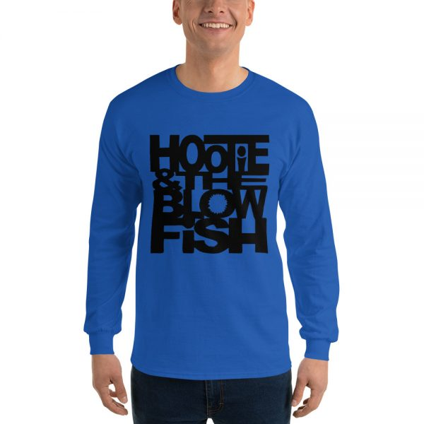 Hootie & The Blow Fish Long Sleeve T Shirt