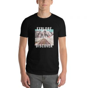 mockup 0507439d 300x300 - Explore and Discover Short-Sleeve T Shirt