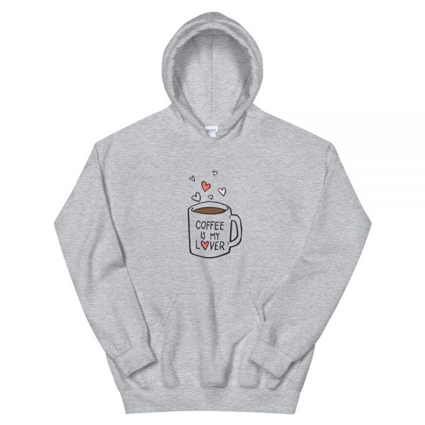 Coffee is my Lover Unisex Hoodie