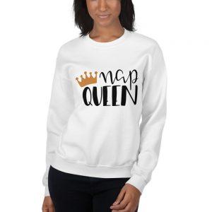 mockup 14b79571 300x300 - Nap Queen Unisex Sweatshirt