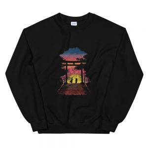 mockup 1f91cdc4 300x300 - As the sun is rise Unisex Sweatshirt