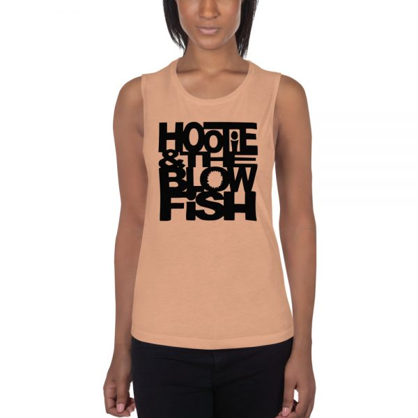 Hootie & The Blow Fish Ladies' Muscle Tank
