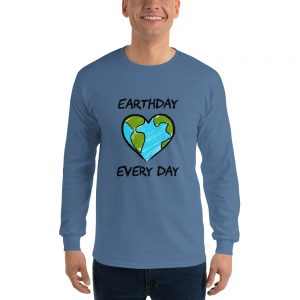 Eartday Every Day Long Sleeve T Shirt