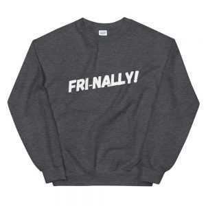 Frinally Unisex Sweatshirt