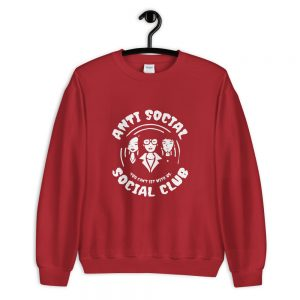 Anti Social Social Club Unisex Sweatshirt