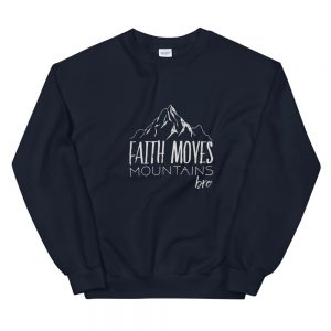 mockup 68cb7eca 300x300 - Faith Moves Mountains Bro Unisex Sweatshirt