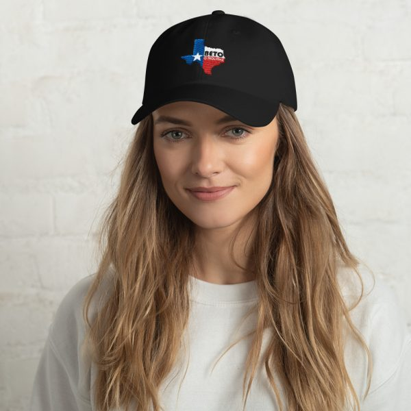 Beto orourke texas pride vote Dad hat
