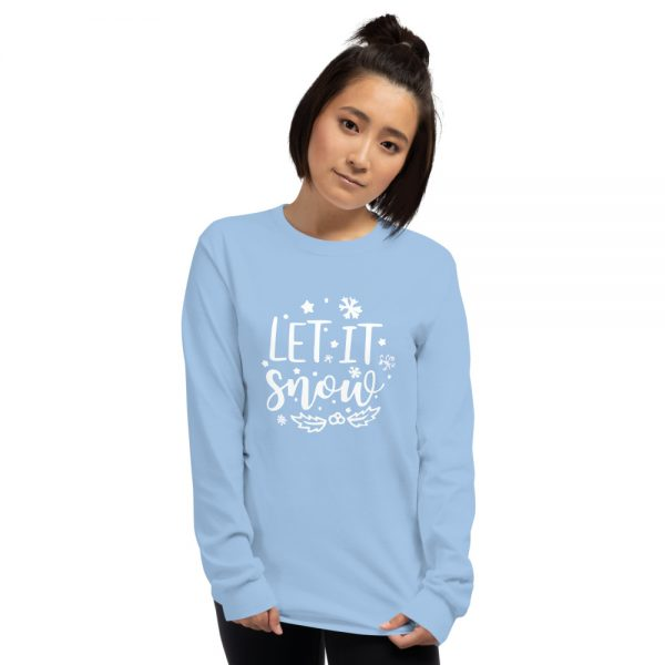 Let it snow christmas Long Sleeve T Shirt