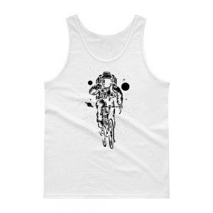 mockup b26b7f0b 300x300 - Astronaut bicycle Tank top