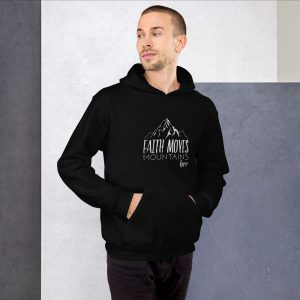 mockup d2b3fa7d 300x300 - Faith Moves Mountains Bro Unisex Hoodie