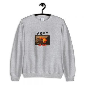 Army Of Me Unisex Sweatshirt