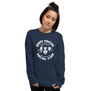Anti Social Social Club Long Sleeve T Shirt
